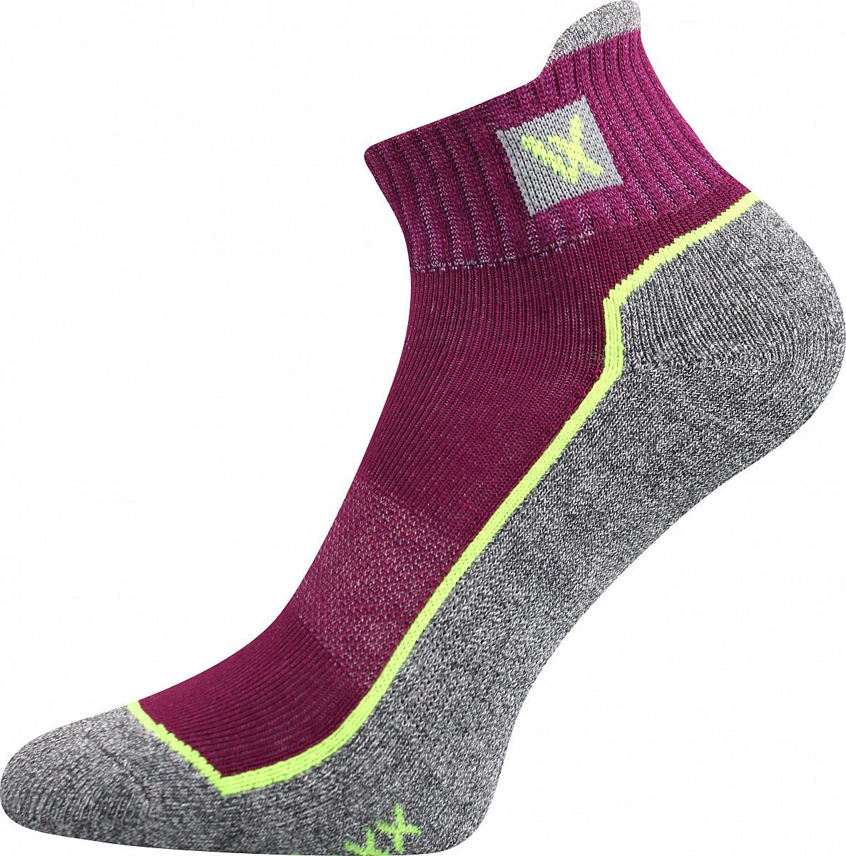 VoXX Ponožky Nesty fuxia - 35-38