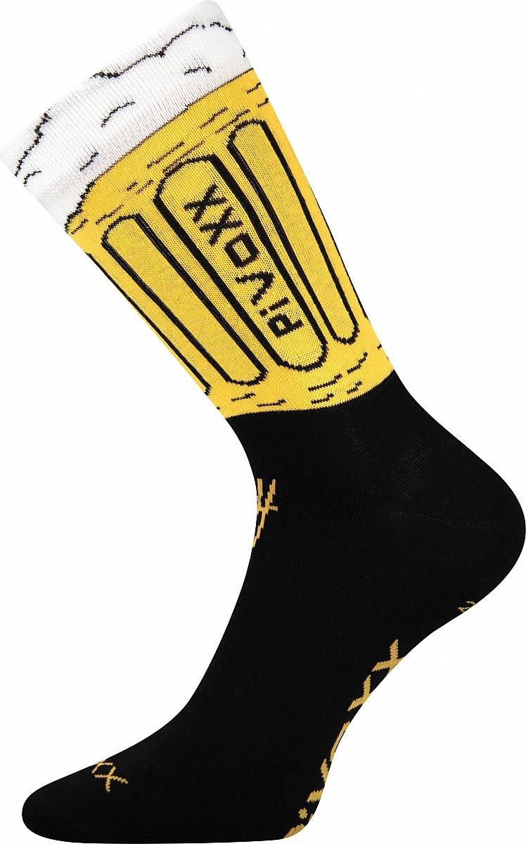 VoXX Ponožky PiVoXX černé - 43-46